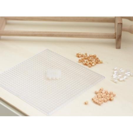 Acheter Sachet de 1000 perles Hama MIDI - Crème 02 - 3,15€ en ligne sur La Petite Epicerie - Loisirs créatifs