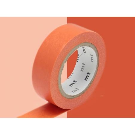 Acheter Masking tape uni - orange - 2,95€ en ligne sur La Petite Epicerie - Loisirs créatifs