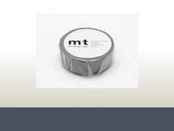 Masking tape uni - gris foncé taupe