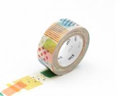 Masking tape KIDS motif - Collage
