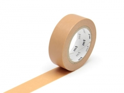 Masking tape - caramel brown