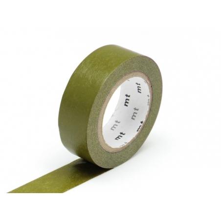 Masking tape - olive green