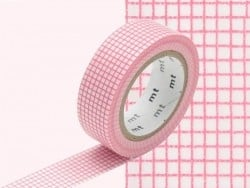 Masking Tape motif - Hougan peach