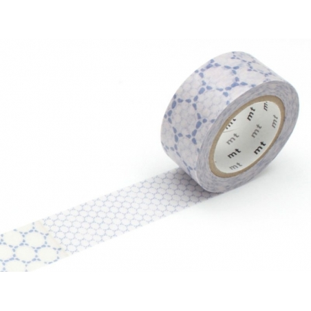 Masking Tape motif - Lace Cotton