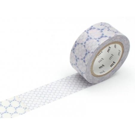 Patterned masking tape - Lace cotton