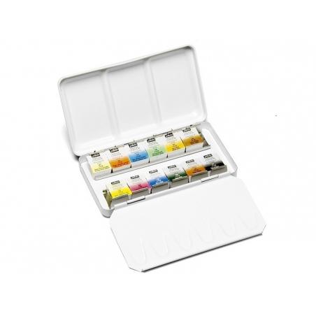 Acheter Coffret aquarelle fine 12 demi godets - 23,90€ en ligne sur La Petite Epicerie - Loisirs créatifs