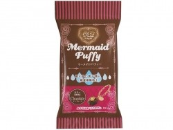 Mermaid Puffy - chocolate