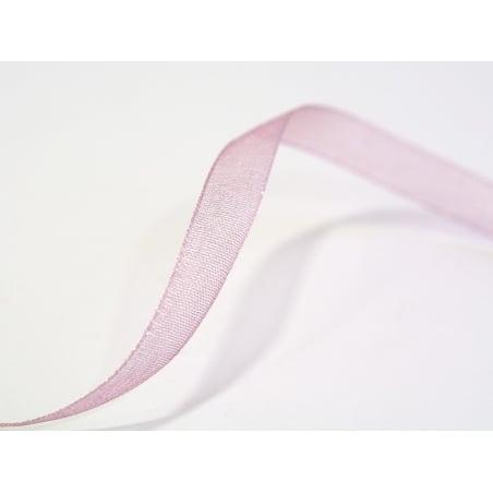 Acheter 1 m de ruban organza 6 mm - vieux rose - 0,39€ en ligne sur La Petite Epicerie - Loisirs créatifs