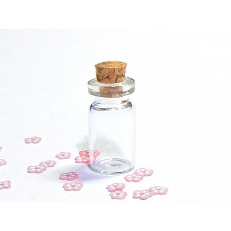 Acheter 1 fiole en verre 2,8 cm - 0,99€ en ligne sur La Petite Epicerie - Loisirs créatifs