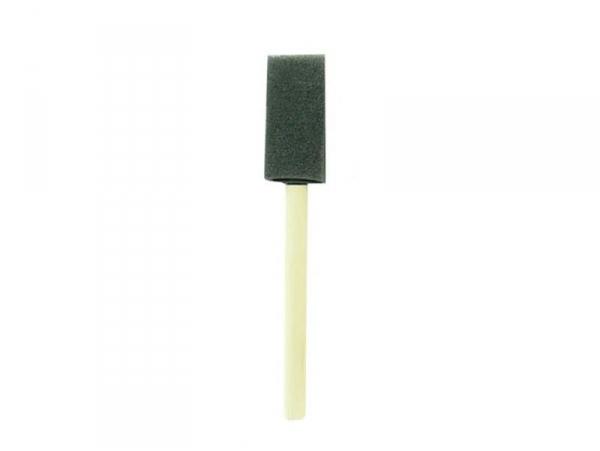 1 small sponge brush