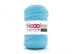 """""""Hooked Zpagetti"""" - Ribbon XL - himmelblau"""