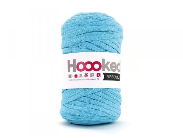 XL Hooked Zpagetti ribbon - Sky blue