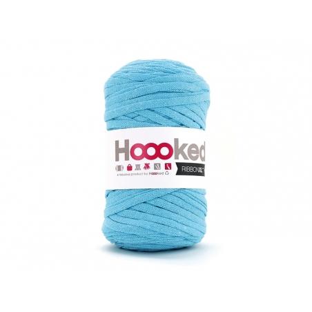 Acheter Bobine de fil Hoooked Zpagetti ribbon XL- Bleu ciel - 11,90€ en ligne sur La Petite Epicerie - Loisirs créatifs