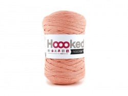 XL Hooked Zpagetti ribbon - Peach