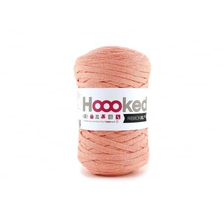 XL Hooked Zpagetti ribbon - Peach