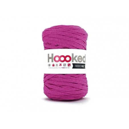 Acheter Bobine de fil Hoooked Zpagetti ribbon XL - Fuschia - 11,90€ en ligne sur La Petite Epicerie - Loisirs créatifs