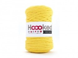 XL Hooked Zpagetti ribbon - Yellow