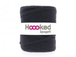 "Große Rolle Textilgarn - ""Hooked Zpagetti"" - marineblau"