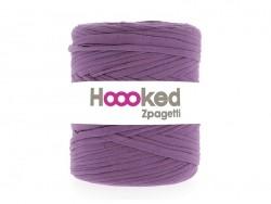 "Große Rolle Textilgarn - ""Hooked Zpagetti"" - violett"