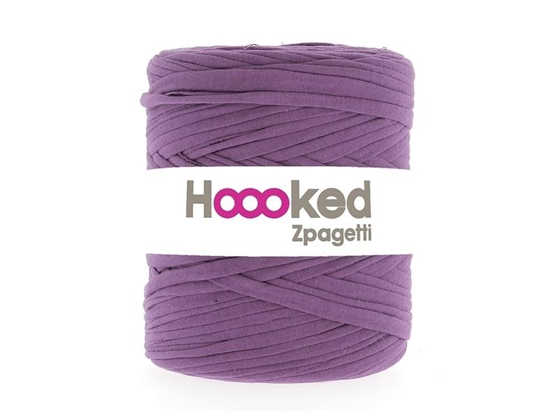 Grande bobine de fil Hoooked Zpagetti - Violet Hoooked Zpagetti - 1