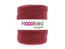 Giant Hooked Zpagetti bobbin - Red