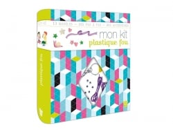 Shrink plastic set - Mon kit plastique fou (in French)