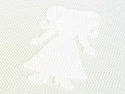 Plaque support pour perles HAMA - Fleur et princesse Hama - 5