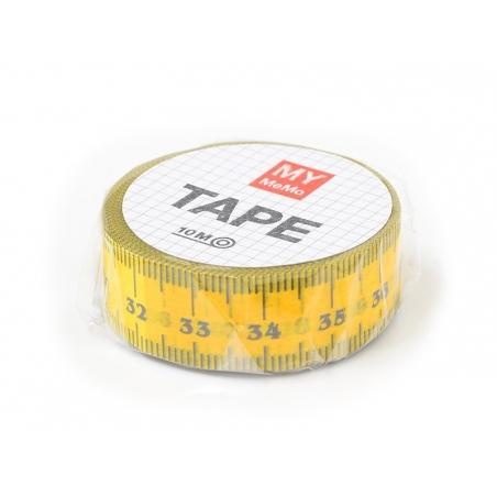 Acheter Masking tape - motif règle - 3,30€ en ligne sur La Petite Epicerie - 100% Loisirs créatifs