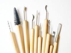 11 outils de modelage  - 1