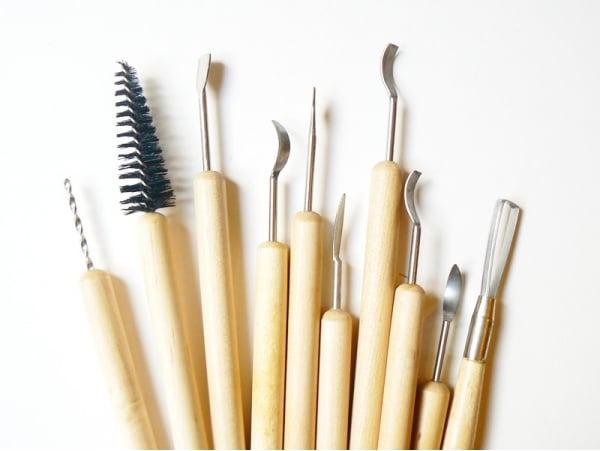 Acheter 11 outils de modelage - 10,90€ en ligne sur La Petite Epicerie - 100% Loisirs créatifs