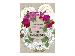 """Livre de coloriage """"Fleurs"""""""
