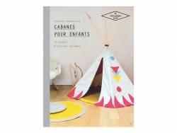 """Livre """"Cabanes pour enfants"""""""