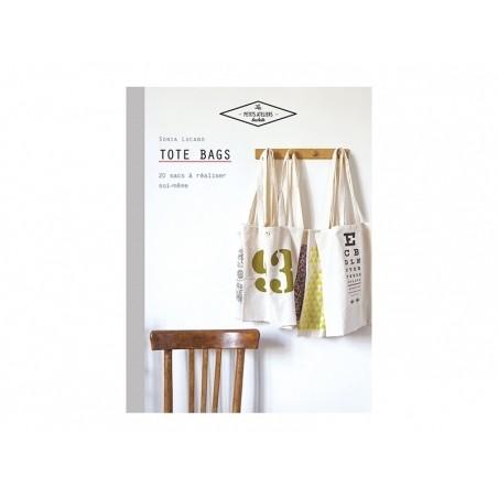"""Acheter Livre """"Tote bags"""" - 12,90€ en ligne sur La Petite Epicerie - Loisirs créatifs"""