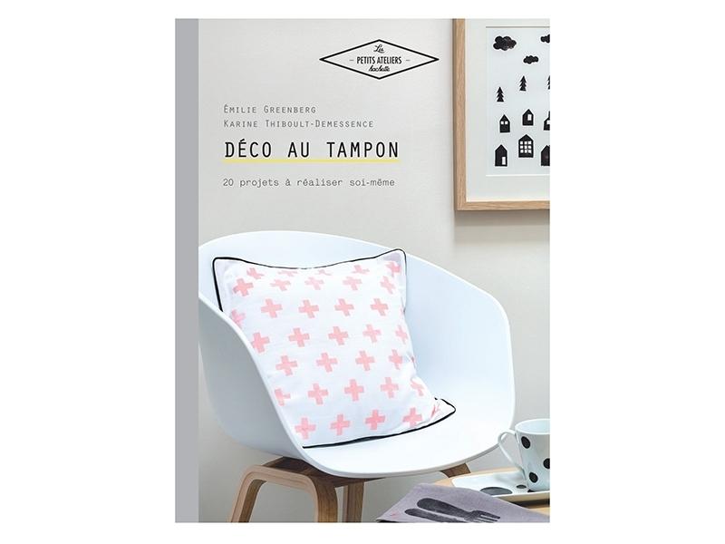 """Acheter Livre """"Déco au tampon"""" - 12,90€ en ligne sur La Petite Epicerie - 100% Loisirs créatifs"""
