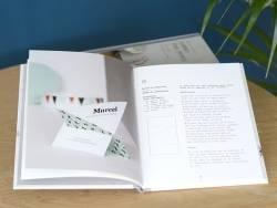 """Livre """"Cartes & Faire-part de naissance"""""""
