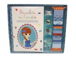"""Livre """"Bracelets de l'amitié"""""""