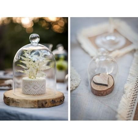 Acheter Cloche en verre 6 x 10 cm - 3,79€ en ligne sur La Petite Epicerie - 100% Loisirs créatifs