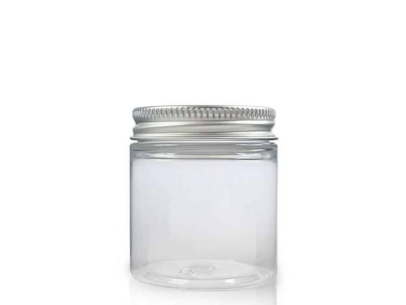 Acheter Pot / bocal plastique 75 ml avec couvercle en aluminium - 1,99€ en ligne sur La Petite Epicerie - 100% Loisirs créatifs