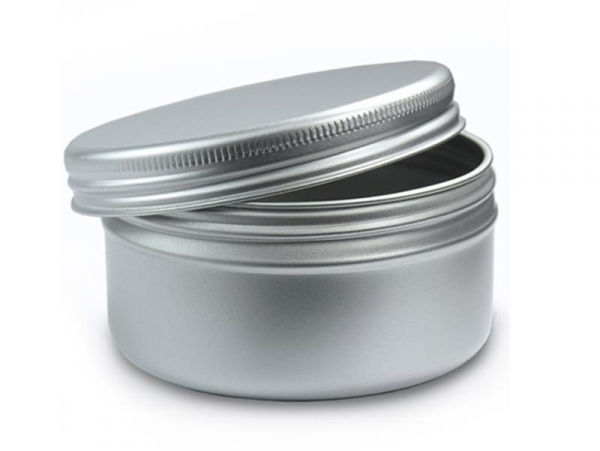 Acheter Boite avec couvercle en aluminium 150 ml - 5,99€ en ligne sur La Petite Epicerie - 100% Loisirs créatifs