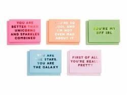 Set de cartes à compliments