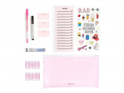 Kit pour customiser son agenda