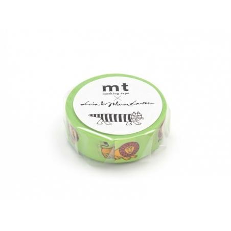 Masking tape à motifs - Lion Masking Tape - 5