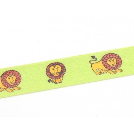 Masking tape à motifs - Lion Masking Tape - 6