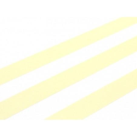 Masking tape uni - jaune pastel Masking Tape - 5
