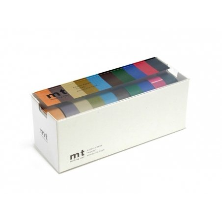 Acheter Lot de 10 masking tapes - couleurs foncées - 20,90€ en ligne sur La Petite Epicerie - 100% Loisirs créatifs