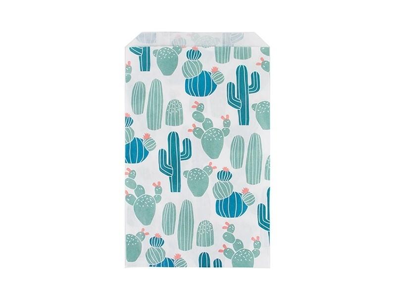 Acheter 10 pochettes en papier - cactus - 4,50€ en ligne sur La Petite Epicerie - 100% Loisirs créatifs