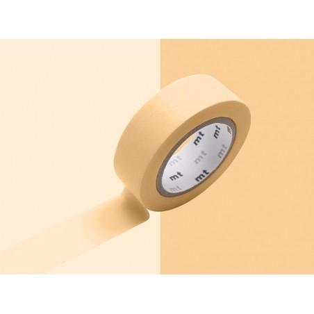 Masking tape uni - orange pastel Masking Tape - 6
