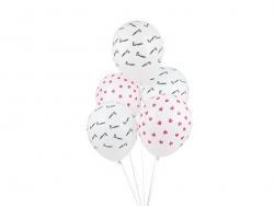 10 ballons - pastel