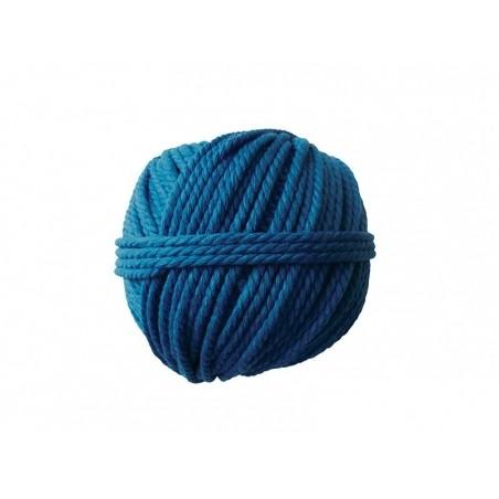 Acheter Bobine coton cablé - bleu - 10,99€ en ligne sur La Petite Epicerie - Loisirs créatifs