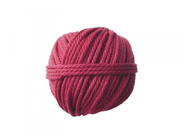 Acheter Bobine coton cablé - rouge - 10,99€ en ligne sur La Petite Epicerie - Loisirs créatifs